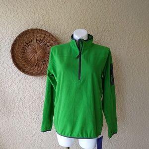 Berghaus fleece  pullover half zip sweater